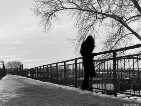 Одиночество – основной симптом боязни людей
