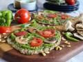 Меню вегана состоит только из продуктов растительного происхождения – овощи, фрукты, травы