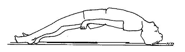 Опистотонус