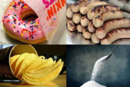 Под запрет попадают все жирные блюда и алкогольные напитки