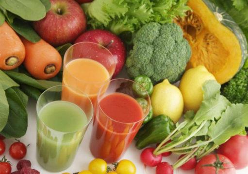 Диета при артрите основана на употреблении овощей и фруктов