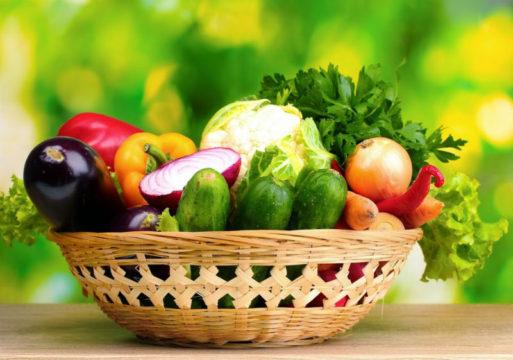 Все продукты нужно тушить, варить или готовить на пару