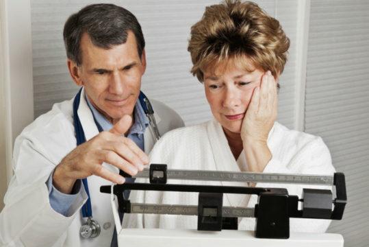 Диета при гипотиреозе с низкокалорийным меню помогает снижать вес