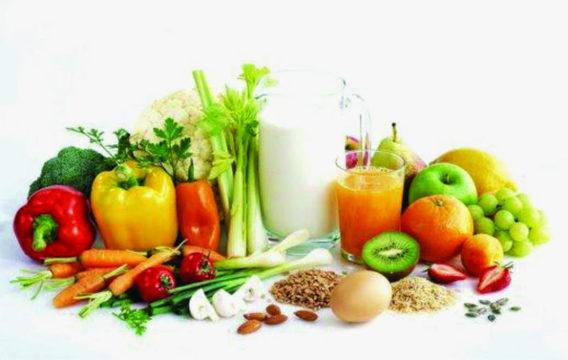 В меню для похудения нужно включать овощи, крупы, зелень и нежирную рыбу