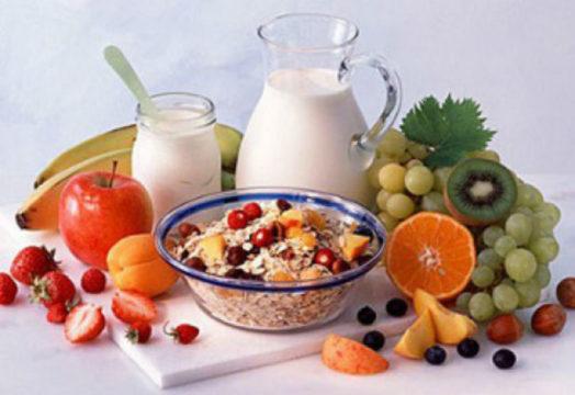 Диета при уратных камнях разрешает употребление овощей и молочных продуктов
