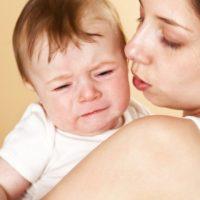 Как выглядит потливость у ребенка