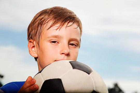 Как выглядит потливость у здорового ребенка