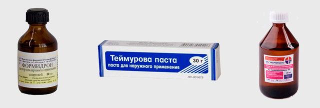 Средства от гипергидроза, которые можно купить в аптеке