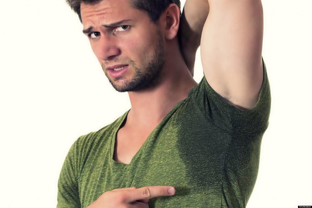 Гипергидроз подмышек причины и лечение