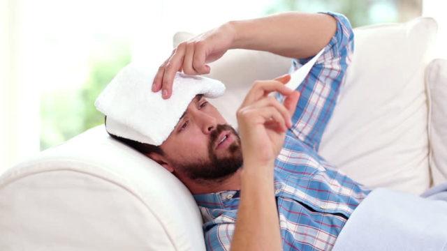 Ночная потливсоть как симптом различных заболеваний