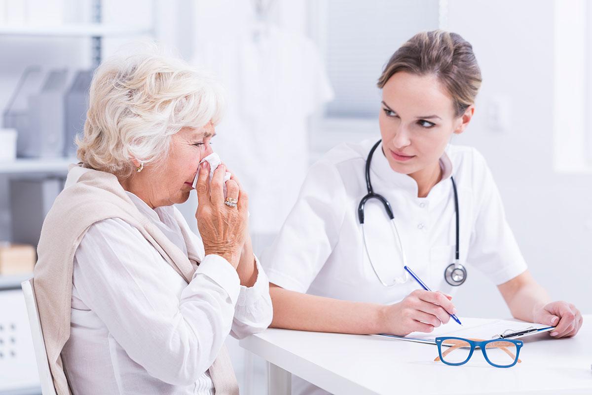 Как называется врач аллерголог