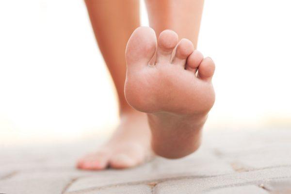 Причины деформации стопы