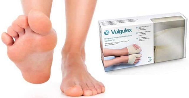 Шина Вальгулекс от косточки на ноге