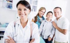 Врач общей практики (семейный врач)